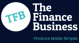 The Finance Business_Logo